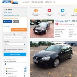 Gebrauchtwagenzukauf mit Rückgaberecht