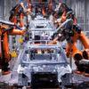 Neuer Rekord beim Absatz von Industrierobotern