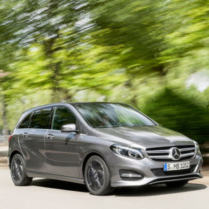 Studie: Ältere Fahrer stehen auf Mercedes und Jaguar