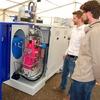 Hausmesse bei Perndorfer zeigt die Zukunft des Wassertrahlschneidens