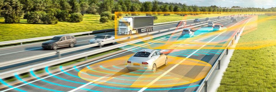 Autonom fahrende Auto müssen in der Lage sein, Informationen aus verschiedenen Datenquellen in Echtzeit zu verarbeiten.