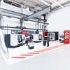 Digitale Hightech-Fertigung von Präzisionsbauteilen für den Porsche Motorsport