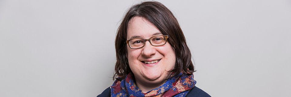 Die Autorin: Dr. Hanna Köpcke ist Gründerin und CTO von Webdata Solutions