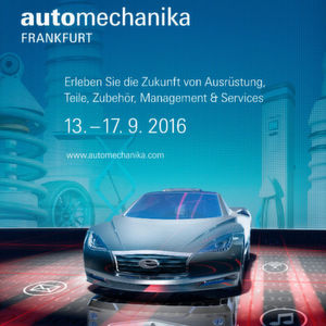 Automechanika 2016: Neu sortiert