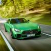Nächste Ausfahrt Rennstrecke: Mercedes AMG GT R