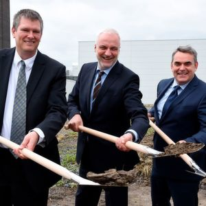 Spatenstich in Kamen: 3M baut neue Produktionsanlage für medizinische Produkte