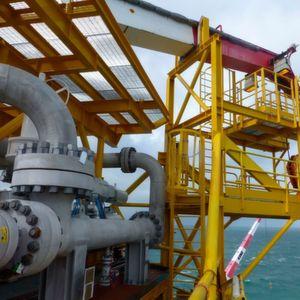 Neues Leben für alte Gasfelder: GEA liefert Gasstrahl-Kompressoren für Offshore-Bohrinsel