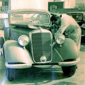 80 Jahre Mercedes-Benz 170: Urvater der E-Klasse