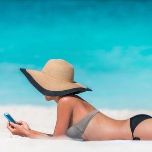 Mit dem Smartphone in den Urlaub