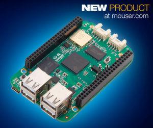 Erstes BeagleBone mit WLAN und Bluetooth 4.1
