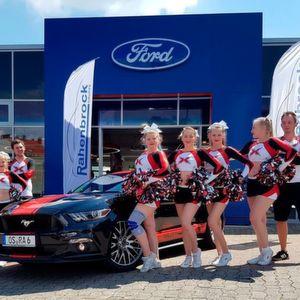 Rahenbrock eröffnet Ford-Store
