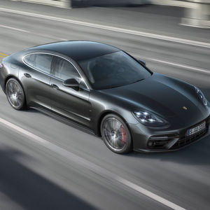 Porsche Panamera: Die schnellste Edelkarosse