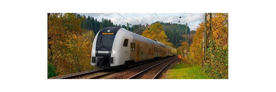 High-Tech-Glas soll Handy-Empfang in Zügen verbessern