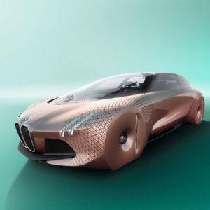 BMW schmiedet Tech-Allianz für autonomes Fahren