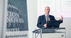 Peter Feldmann, Vice President Markenmanagement und Markenkommunikation bei Robert Bosch.
