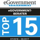 Die Top 15 eGovernment-Berater 07/2016 - 06/2017