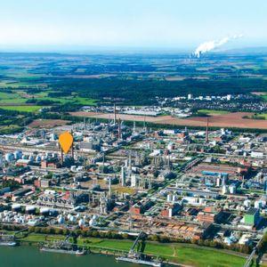 Ineos plant in Köln eine neue Gas- und Dampfanlage