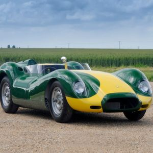 Lister Cars rekonstruiert alten Jaguar-Renner mit Magnesium-Karosserie