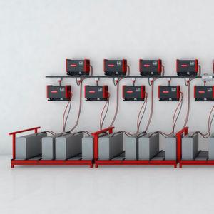 Fronius führt intuitiv zur kühlsten Batterie