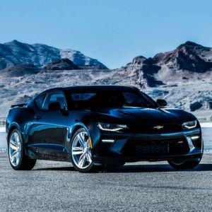 Gefahren: Chevrolet Camaro