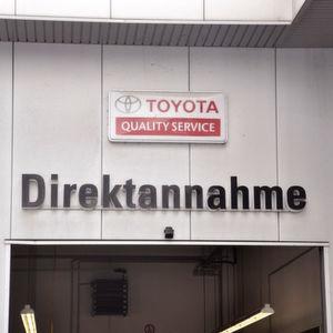Studie: Toyota-Kunden mit Service am zufriedensten