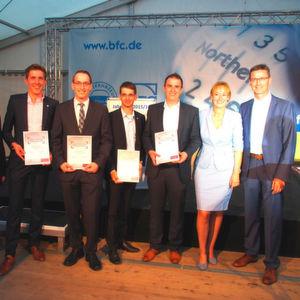 Santander fördert BFC-Nachwuchs