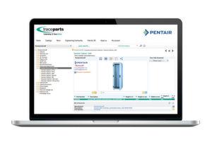 Wachsende Beliebtheit des Schroff CAD-Katalogs auf TraceParts