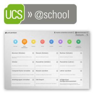 UCS@school 4.1 R2 vorgestellt