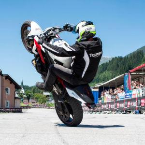 Motorrad-Neuzulassungen Juni 2016 topp, Halbfinale erreicht