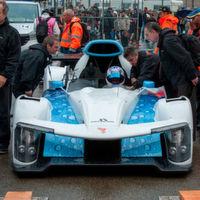 Neue Technik: Brennstoffzelle in Le Mans