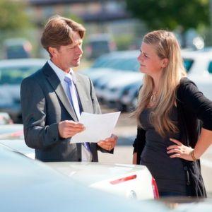 Trend-Tacho: Autoverkäufer sind besser als ihr Ruf