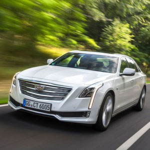 Cadillac CT6: Mehr Amerika für Europa