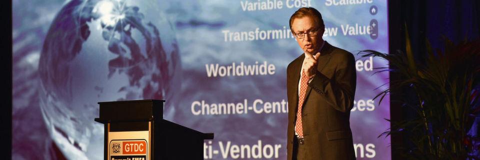In Tim Curran, CEO des GTDC, besitzt die Distribution einen engagierten und fachkundigen Fürsprecher.