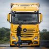 Daimler Trucks stellt Assistenzsysteme vor