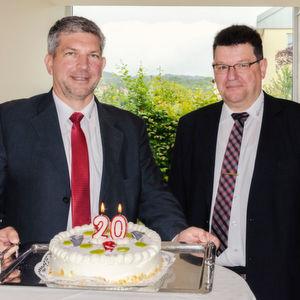 Langjährige Leidenschaft für Vakuum – Eurotech feiert 20-jähriges Jubiläum