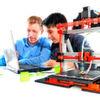 Fischertechnik – 3D-Drucker aus dem Baukasten