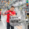Porsche eröffnet Motorenwerk