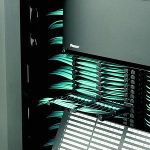 Glasfasersystem für HPC-Datacenter von Panduit