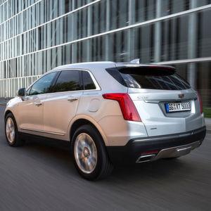 Cadillac XT5: Smartes Dickschiff