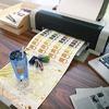 Inkjet-Printer erzeugt gedruckte Batterien und Schaltungen