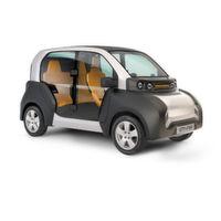 Neues Elektro-Taxi-Konzept vorgestellt