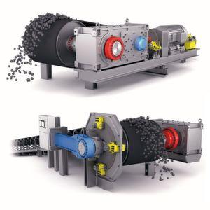 Antriebskomponenten für Bergbau-Maschinen