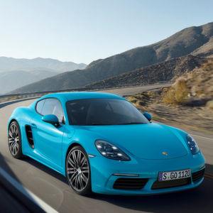 Porsche 718 Cayman: Weniger und doch mehr