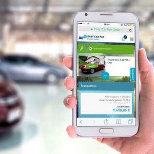 Gebrauchtwagenkauf per Handy