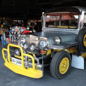 Jeepneys in Manila: Vom Willys zum Kleinbus