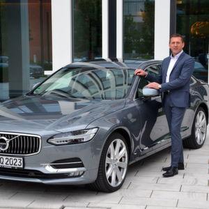 Volvo S90: Schöner Fahren