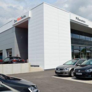 Pillenstein eröffnet neues Gebrauchtwagenzentrum