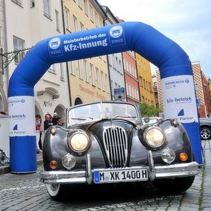 Oberbayern-Rallye verdoppelt Teilnehmerzahl