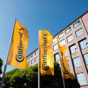 Continental dank Autogeschäft mit erfolgreichem Jahresstart