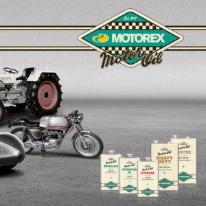 Motorex: Öl für Oldies